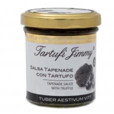 Alyvuogių užtepėlė su trumais (triufeliais) TARTUFI JIMMY, 90 g