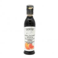 Apelsinų skonio balzaminis kremas GOCCE, 220 g