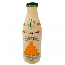 Apelsinų sultys FOLKINGTON'S, 1 l