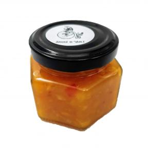 Apelsinų marmeladas 100ml