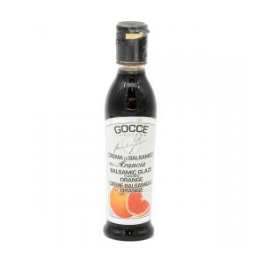 Balzāmikais krēms ar apelsīnu garšu GOCCE, 220g