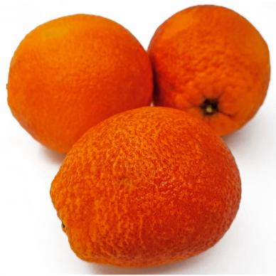 Raudonieji apelsinai, iš Graikijos ūkio, 0.5 kg