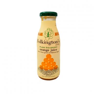Apelsinų sultys FOLKINGTON'S, 250 ml