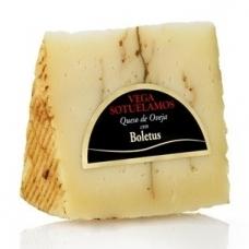Avių pieno sūris su baravykais, rieb. 55%, Montesinos, 200 g