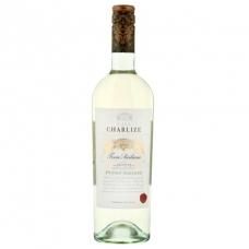 Baltas vynas Casa Charlize Pinot Grigio IGT, 12% alk. tūrio, 0.75 l