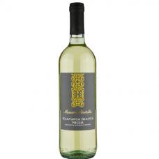 Baltasis vynas Masserie Civitella Malvasia Bianca IGP,  12% alk. tūrio,  0,75 L