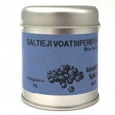 Baltieji Voatsiperifery pipirai, 30 g