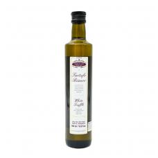 Baltųjų trumų (triufelių) skonio, ypač tyras alyvuogių aliejus TARTUFI JIMMY, 500 ml