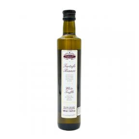 Balto trifeļu garšas, īpaši tīra olīvu eļļa TARTUFI JIMMY, 500ml