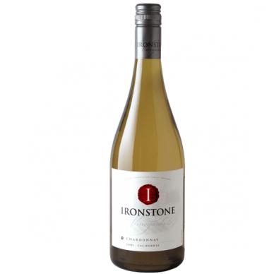 Baltas vynas Ironstone Chardonnay Lodi California, 13,5% alk. tūrio, 0.75 l