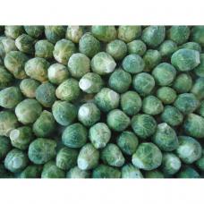 Briuselio kopūstai, 25/30 mm, IQF, 2.5 kg (ŠALDYTA)