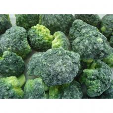 Brokoliai, 40/60 mm, IQF, 2.5 kg (ŠALDYTA)
