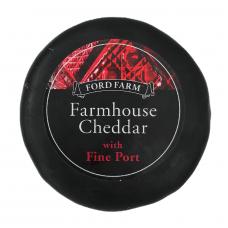 Čederio sūris su portu, Ford Farm, 200 g