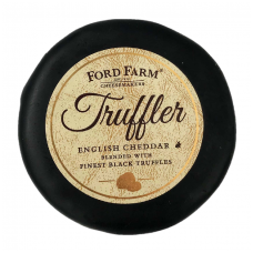 Čederio sūris su trumais Ford Farm, 200g