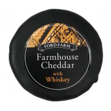 Čederio sūris su viskiu Ford Farm, 200g