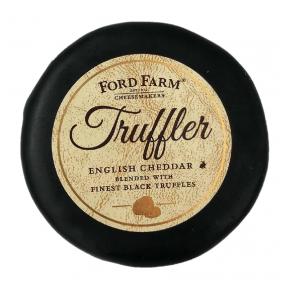 Čedaras siers ar trifelēm Ford Farm, 200g