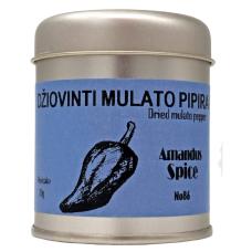Džiovinti Mulato pipirai, 20 g