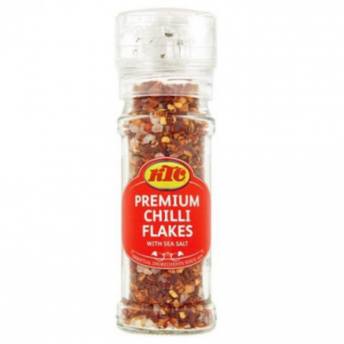 Čili pipirai malūnėlyje, 35 g, KTc