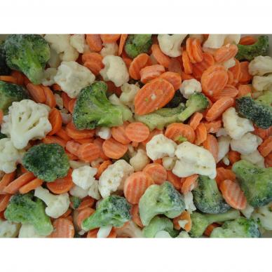 Daržovių mišinys su brokoliais, IQF, 2.5 kg (ŠALDYTA)