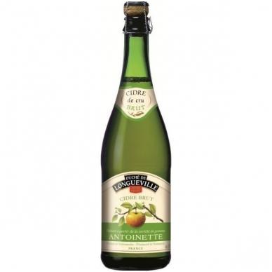 Sidras Duche de Longueville Cidre Brut Antoinette, 5% tūrio, 0.75 l