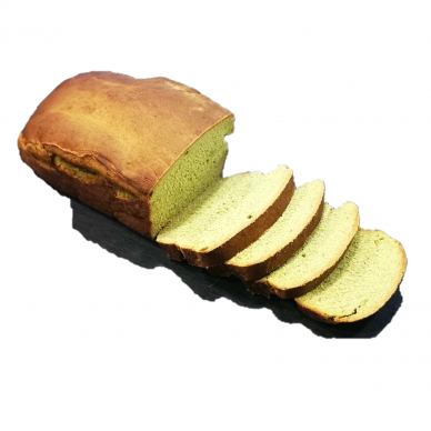 Špinatų duona, 1 kg