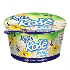 Ryžių košė RYTAS su vanile, 200 g