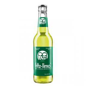 Gaivusis gazuotas gėrimas su melionų sultimis Fritz Limo Honigmelone, 330ml