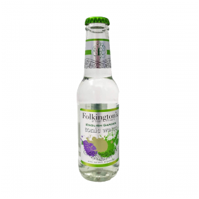 Gāzēts dzēriens ENGLISH GARDEN TONIC WATER FOLKINGTON'S, 200ml