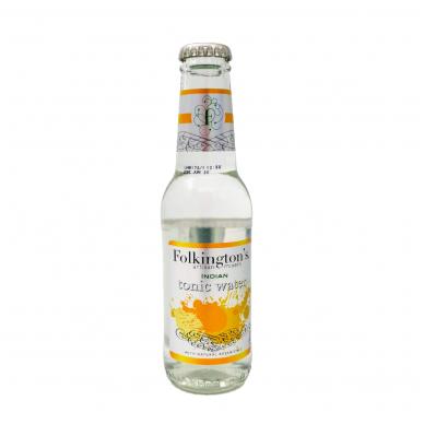 Gazuotas gėrimas INDIAN TONIC WATER FOLKINGTON'S, 200 ml
