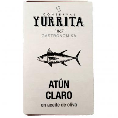 Geltonuodegis tunas alyvuogių aliejuje, 111g 2