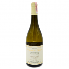 Baltas vynas Gillieres Muscadet Sevre Et Maine, 12,0% alk. tūrio,  0,75 l