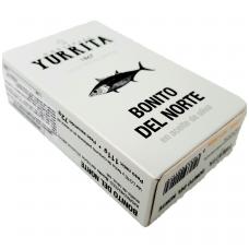 Ilgapelekis tunas alyvuogių aliejuje, 111 g