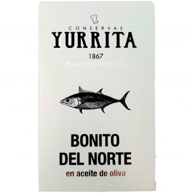 Ilgapelekis tunas alyvuogių aliejuje, 111g 2