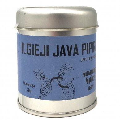 Ilgieji Java pipirai, 20 g