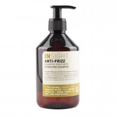 INSIGHT ANTI-FRIZZ Šampūnas šiurkštiems ir neklusniems plaukams, 400ml