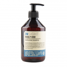 INSIGHT DAILY USE Šampūnas kasdieniam naudojimui, 400ml
