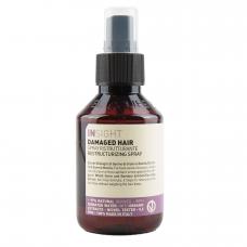 INSIGHT DAMAGED HAIR Spray purškiklis pažeistiems plaukams, 100ml