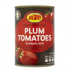 Itališki slyviniai pomidorai be odelės, 400 g