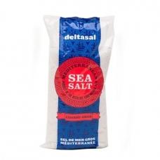 Jūros druska, rupi, 1 kg,  DELTASAL