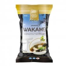 Jūros dumbliai Wakame, džiovinti, 100 g