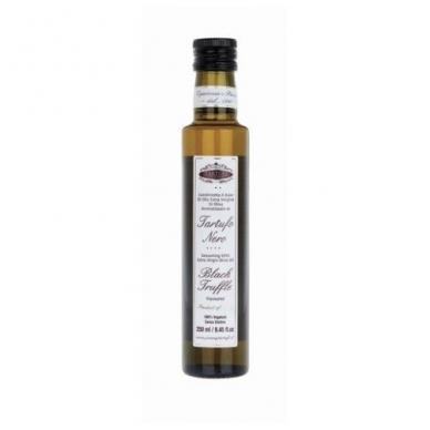Juodųjų trumų (triufelių) skonio, ypač tyras alyvuogių aliejus TARTUFI JIMMY, 500 ml