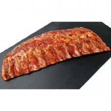 BBQ padaže marinuoti Iberico kiaulienos šonkauliai, apie 800 g
