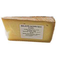 """Karvės pieno sūris """"Balaitė"""", apie 165g"""
