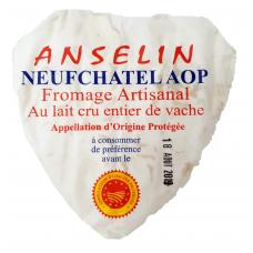 Karvės pieno sūris Coeur Neufchatel, 200g
