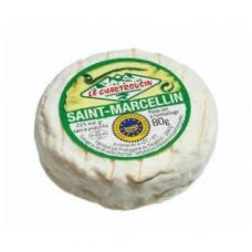 Karvės pieno sūris Saint Marcellin, 80 g