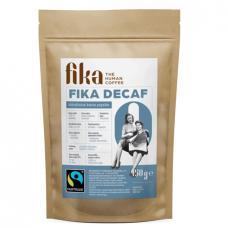 Kavos pupelės Fika Decaf, 150 g, be kofeino