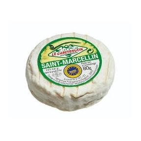 Karvės pieno sūris Saint Marcellin, 80g