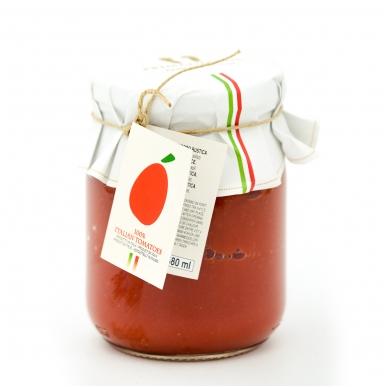 Kaimiškas pomidorų padažas PRIMADAUNIA, 580 ml