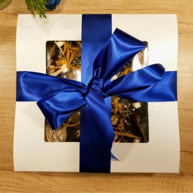 """Kalėdinis pyragas su džiovintais vaisiais """"Eglutė"""", 1,5Kg"""