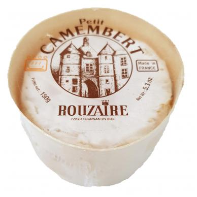 Karvės pieno sūris Camembert Rouzaire, 150g 2